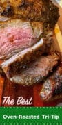 oven tri-tip pin