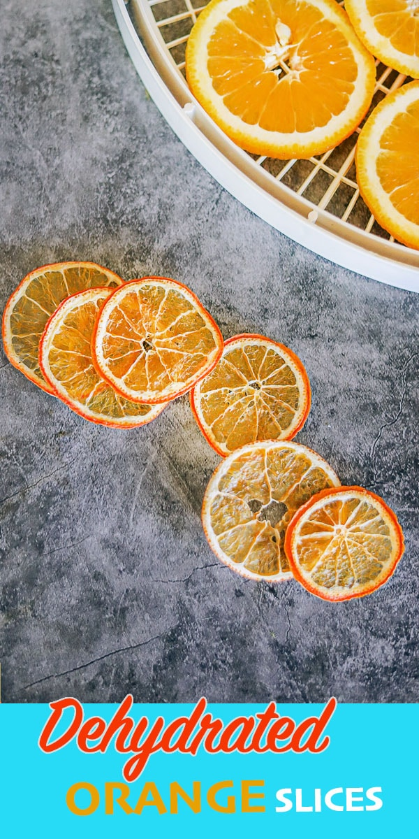 dehydrated orange slices pin