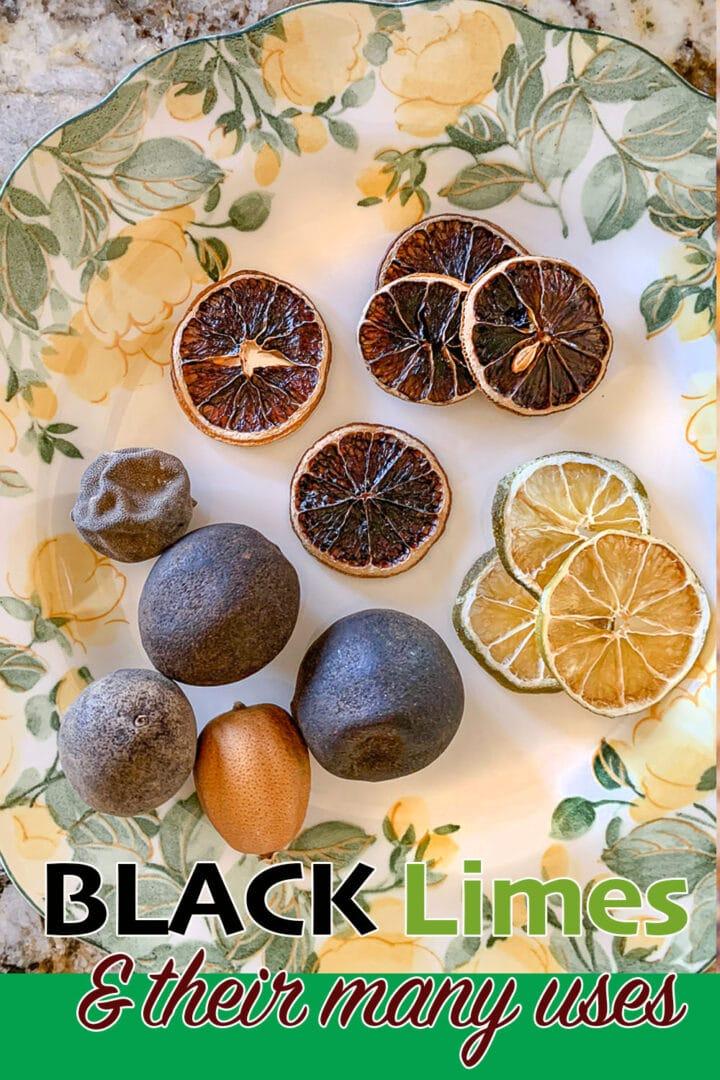 black limes pin