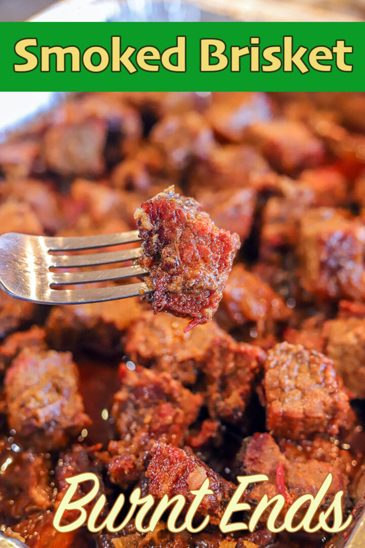 Burnt Ends Pin