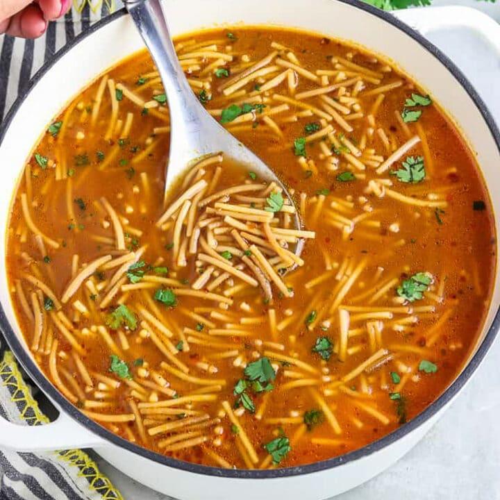 Cinco De Mayo Recipes (chicken tortilla soup)