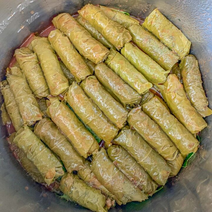dolma in an instant pot