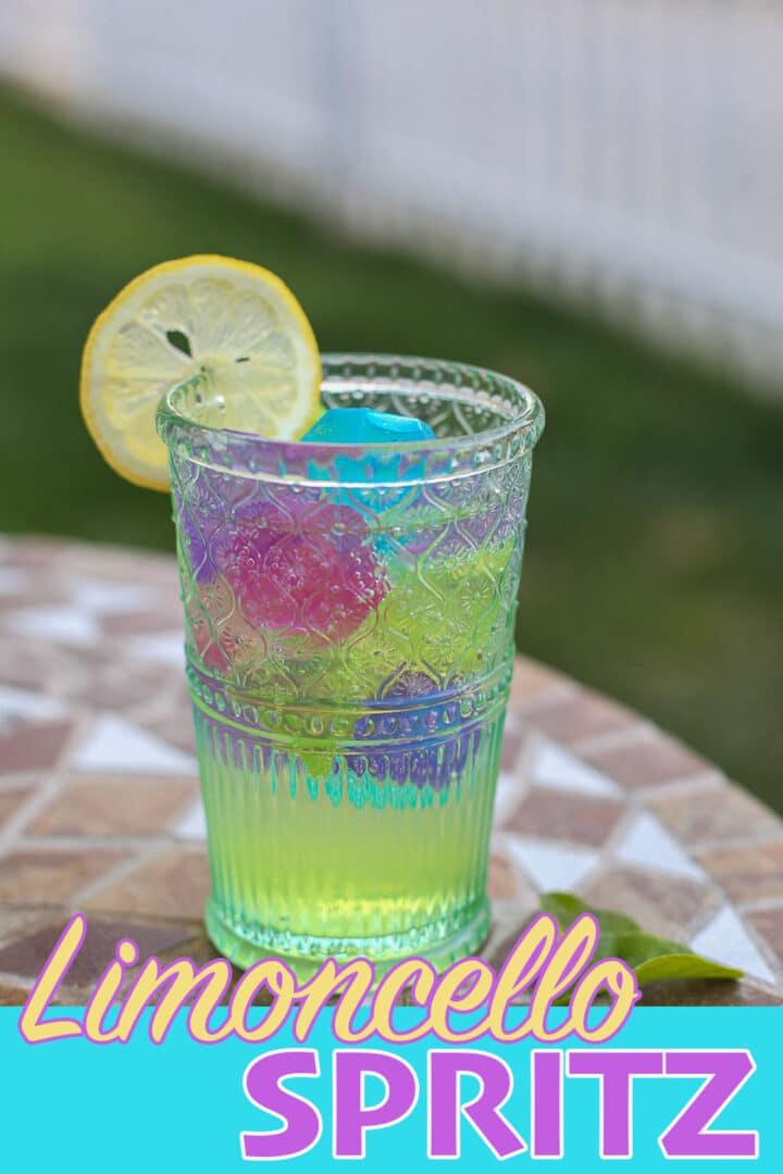 limoncello spritz pin
