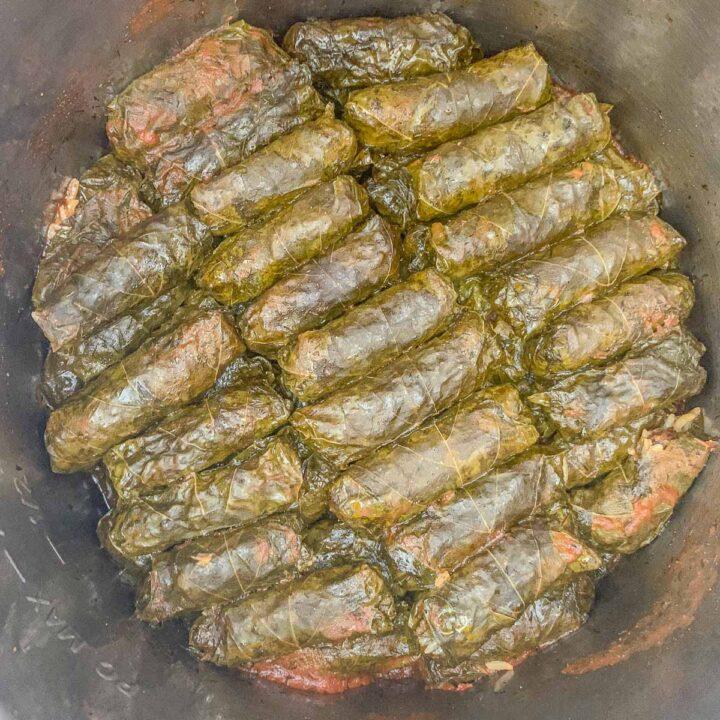 Assyrian Iraqi dolma recipe