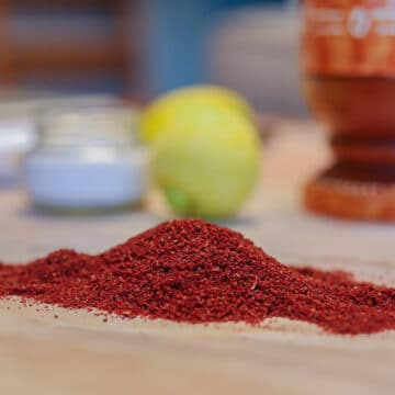 sumac substitute ingredients