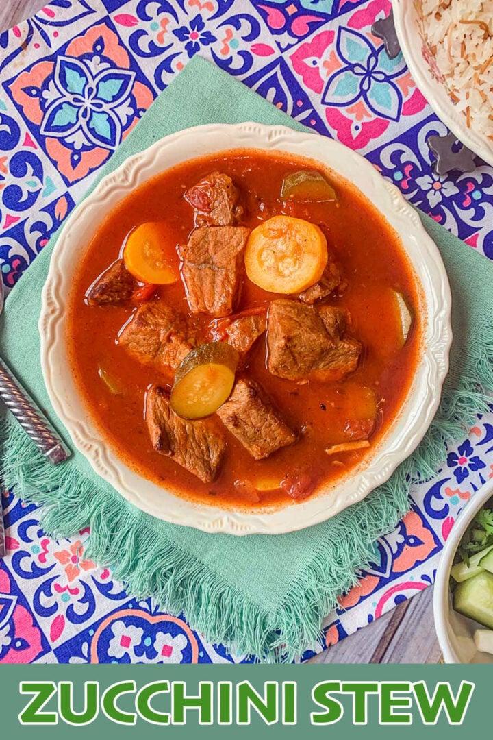 zucchini stew pin